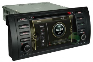 DVD for BMW X5 E53 aftermarket radio