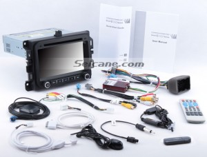 2014 Dodge Ram 1500 Aftermarket Radio