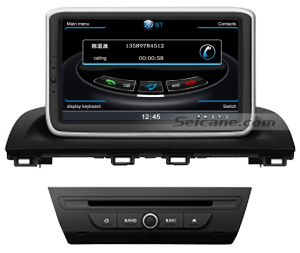 car radio for 2014 Madza 3