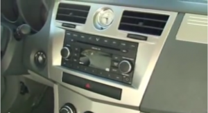 Original audio system of DODGE RAM