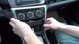 2008-2012 Mazda 6 Ultra Radio installation step 5