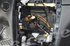 2004 2005 2006 Mercedes Benz Viano Vito radio installation step 13