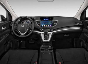 2012 2013 2014 Honda CRV Radio after installation