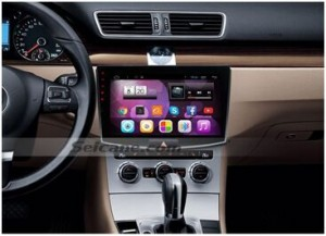 2012-2014 VW MAGOTAN Car stereo after installaton