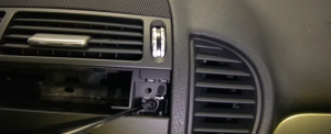2000-2008 Mercedes Benz SLK class radio installation step 18
