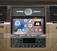 2007-2011 NISSAN SENTRA car stereo after installation