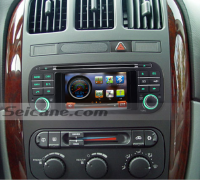 2002 2003 2004 Dodge Dakota car stereo after installation