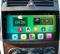 2014 Mercedes-Benz vito viano car radio after installation