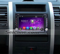 2003-2009 NISSAN 350Z gps dvd radio after installation