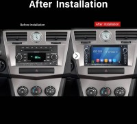 2005-2010 Chrysler Sebring Aspen 300C Cirrus after installation