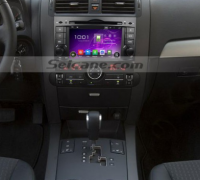 Seicane 2008-2015 KIA MOHAVE 3g navigation dvd gps after installation