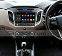2014 2015 Hyundai ix25 bluetooth car stereo after installation