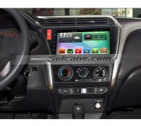 2014 2015 Honda City Car Audio after installation