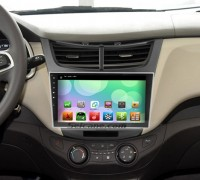 2015 Chevy Chevrolet Sail Factory Radio after installation