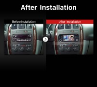 2003-2006 Jeep Wrangler Sound System after installation