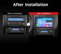 2006 2007 2008 2009 2010-2013 VW Volkswagen EOS Bluetooth GPS after installation